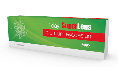 1 day SuperLens premium eyedesign